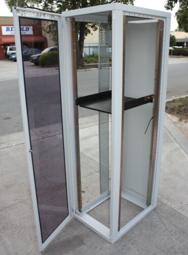 Server racks 9 matching units available Adelaide 850mm deep
