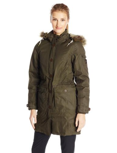 Craghoppers Ilkley Parka Womens Waterproof Insulated Jacket