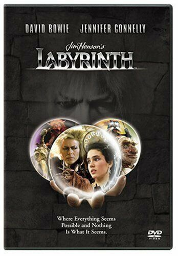 Labyrinth (2007, DVD NEW)