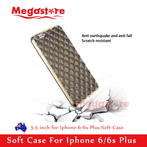5.5 inch size for Iphone 6 plus and 6s plus TPU Soft Case Protect Camera Cover