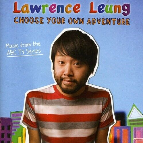 Choose Your Own Adventure Ep - Lawrence Leung (2009, CD NIEUW)