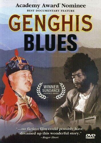 Genghis Blues (2000, DVD NEW)
