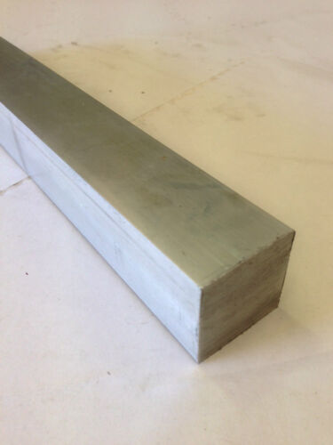 ALUMINIUM SQUARE BAR 50mm X 50mm X 300mm LONG