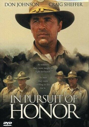 In Pursuit of Honor (2004, DVD NEW)