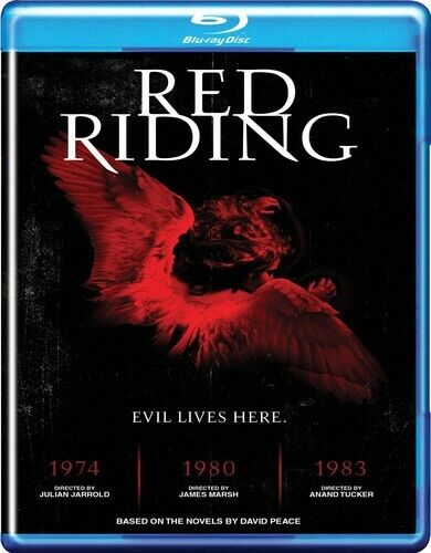 Red Riding Trilogy [2 Discs] (2010, Blu-ray NEW)
