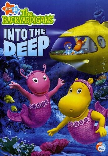 Backyardigans: Into the Deep (2007, DVD NEW)