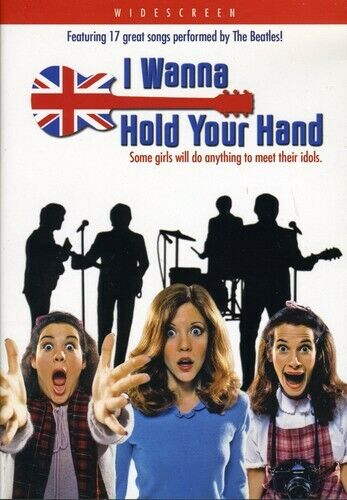 [DVD NTSC/1 NEW] I WANNA HOLD YOUR HAND
