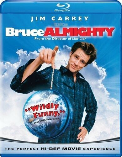 [BLU-RAY/A NEW] BRUCE ALMIGHTY [WS]