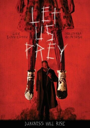 Let Us Prey (2015, DVD NEW)