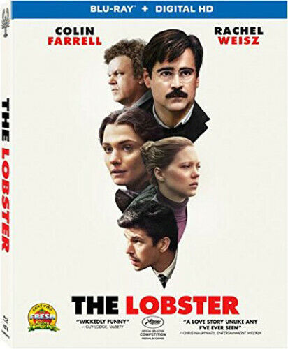 Lobster (2016, Blu-ray NEW)
