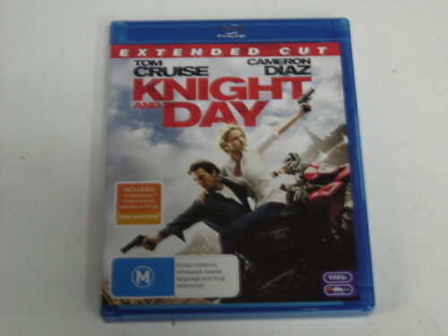 BLU-RAY DISC KNIGHT AND DAY