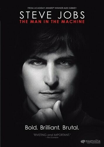 Steve Jobs: The Man in the Machine [New DVD] Subtitled