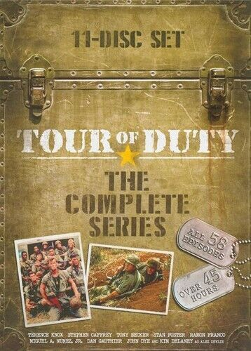 Tour of Duty: The Complete Series [New DVD] Boxed Set