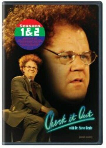 Check it Out! With Dr. Steve Brule (2012, DVD NEW)