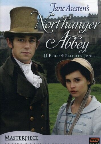 Masterpiece Theatre: Northanger Abbey (2008, DVD NEW)