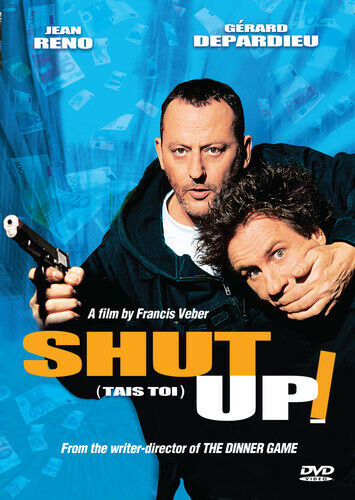 [DVD NTSC/1 NEW] SHUT UP!