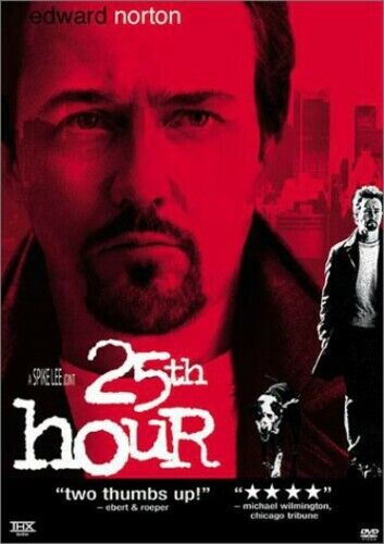 25th Hour (2005, DVD NEW)