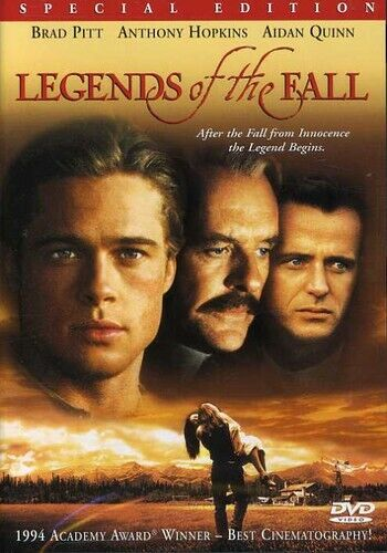 Legends of the Fall [Special Edition] (2004, DVD NEW)