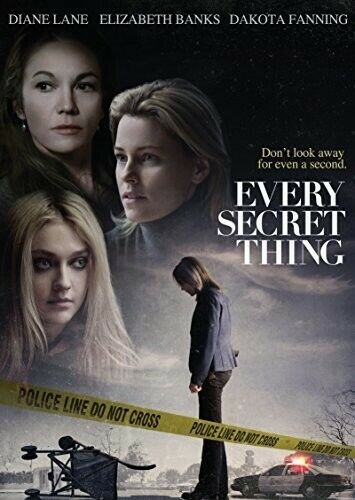 Every Secret Thing (2015, DVD NEW)