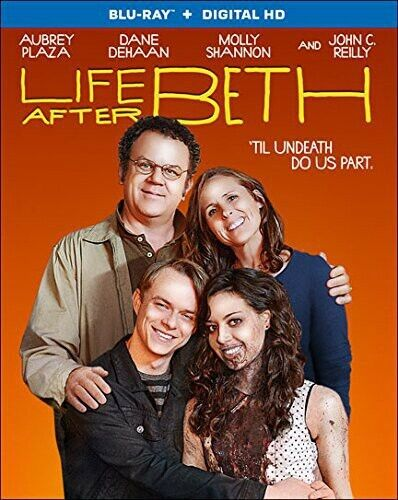 Life After Beth (2014, Blu-ray NEW)