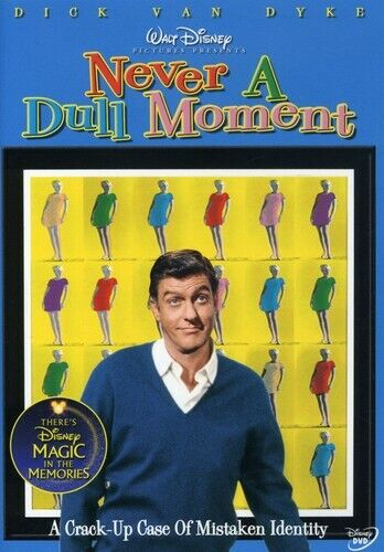Never a Dull Moment (2004, DVD NEW)
