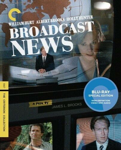 Broadcast News [Criterion Collection] (2011, Blu-ray NEW)