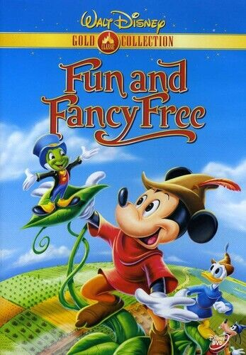 Fun and Fancy Free (2003, DVD NEW)