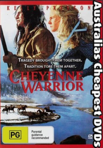 Cheyenne Warrior DVD NEW, FREE POSTAGE WITHIN AUSTRALIA REGION ALL