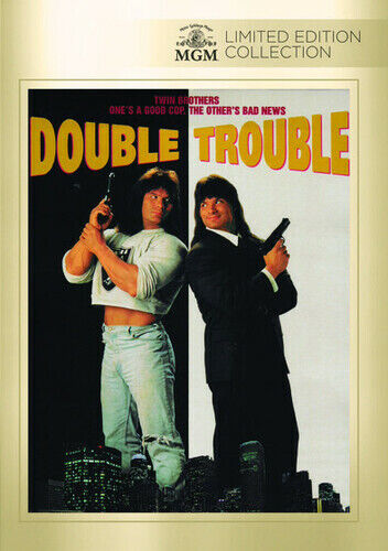Double Trouble (2015, DVD NEW)