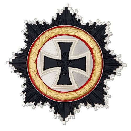 WWII German Military Officer Admiral Knight Iron Cross Medal Order BadgeGermany - 156432