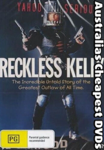 Reckless Kelly DVD NEW, FREE POSTAGE WITHIN AUSTRALIA REGION ALL