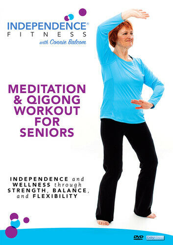 Independence Fitness: Meditation & Qigong Workout (2016, DVD NEW)