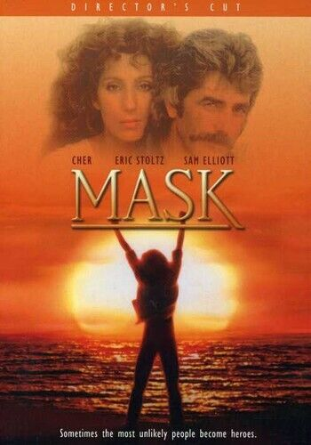 Mask [Director's Cut] (2009, DVD NEW)