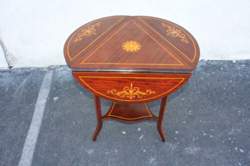Drop Leaf Side Table Antiques Us