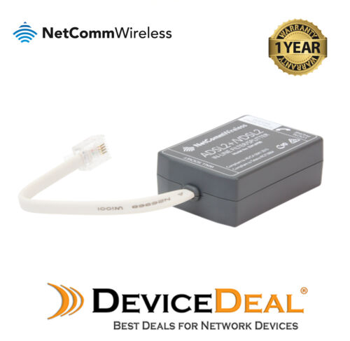 NetComm EM1690B xDSL In-Line Splitter/Filter