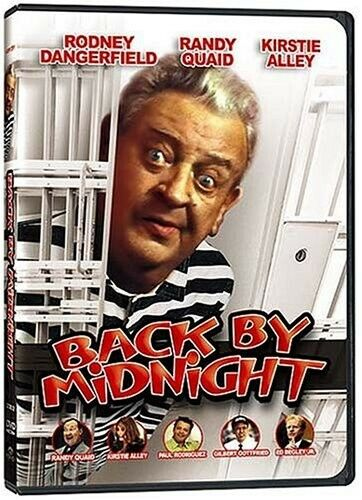 Back by Midnight (2007, DVD NEW)