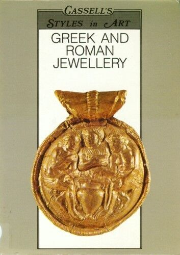 Greek Roman Hellenic Etruscan Gold Jewelry Trade Production Wearing 68 Color Pix