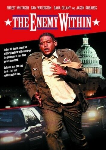 Enemy Within (2012, DVD NEW) DVD-R