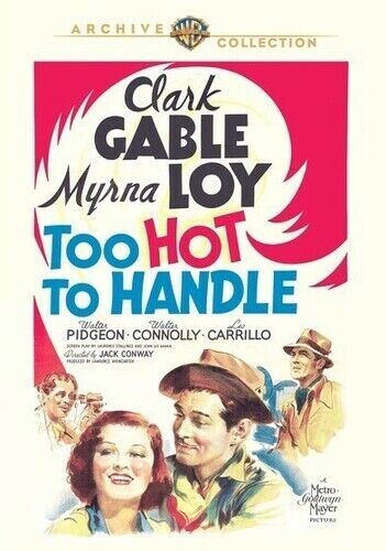 Too Hot to Handle (2010, DVD NEW)