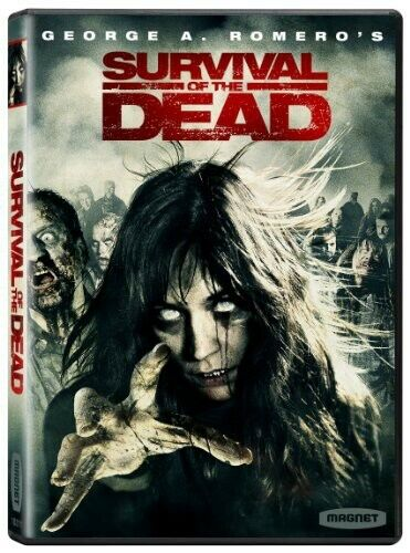 Survival of the Dead [New DVD] Ac-3/Dolby Digital, Dolby, Widescreen
