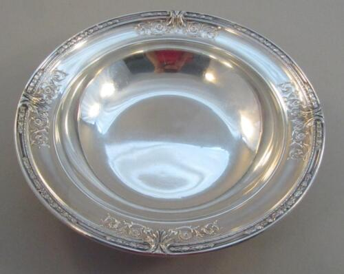 Wilcox Silver Plated Bowl Floral Designs Acanthus Leaf