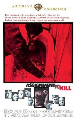 Assignment to Kill (2011, DVD NEW)