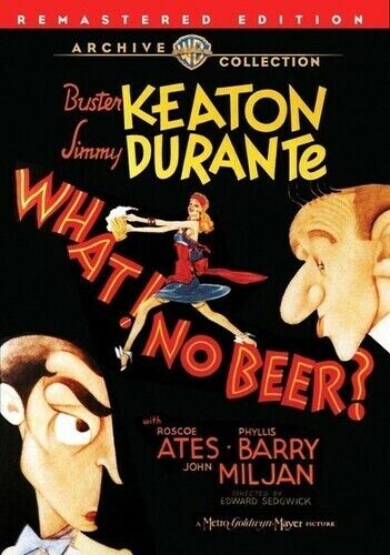 What! No Beer? (2011, DVD NEW)