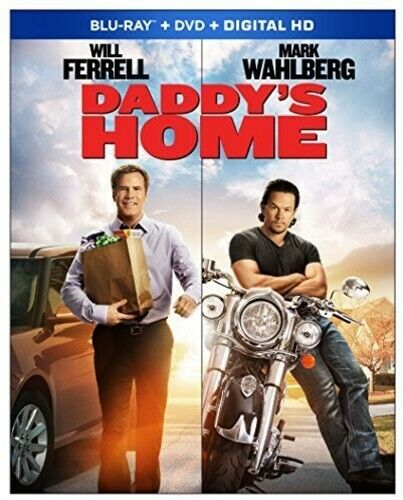 Daddy's Home - 2 DISC SET (2016, Blu-ray NEW)