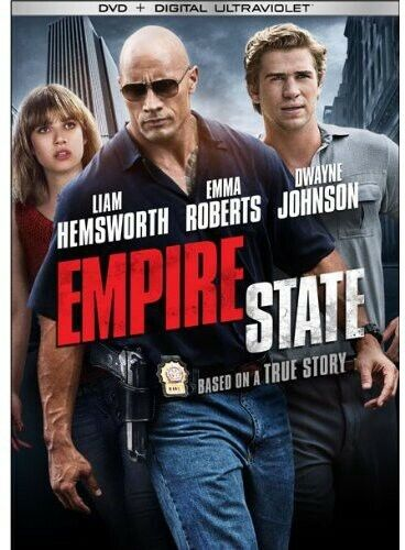 Empire State (2013, DVD NEW) WS