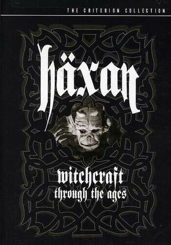 Haxan - Witchcraft through the Ages [Criterion Collection] (2001, DVD NEW)