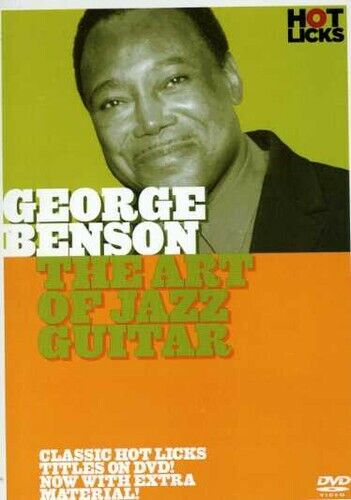 George Benson: The Art of Jazz Guitar (2006, DVD NEW)