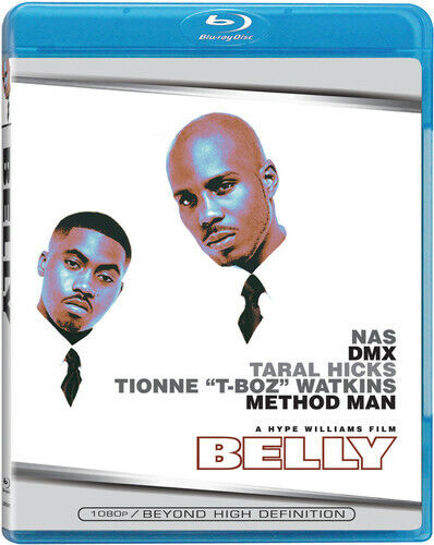 Belly (2008, Blu-ray NEW)