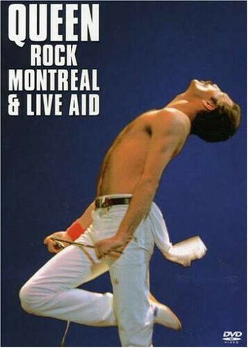 [DVD NTSC/0 NEW] QUEEN: QUEEN ROCK MONTREAL AND LIVE AID [SPECIAL EDITION]