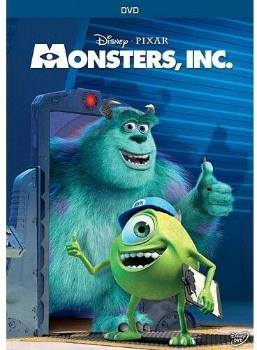 Monsters Inc. (2013, DVD NEW)